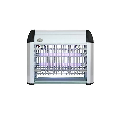 EasyGo 20W Indoor Bug Zapper with UV-A Light, Red fire