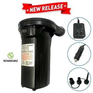 EasyGo Rechargeable Air Pump - 110-120 Volt