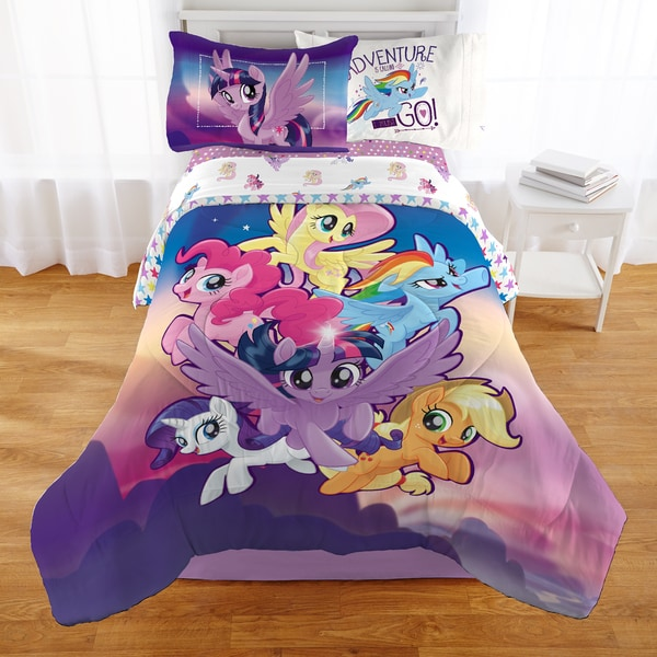 Shop My Little Pony Twinkle Adventure 5 Piece Bed In A Bag