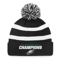 Philadelphia Eagles Super Bowl Champion Breakaway Knit Hat