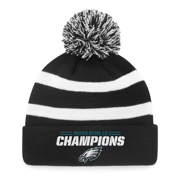 a82ddd0f Shop Philadelphia Eagles Super Bowl Champion Breakaway Knit Hat - Free  Shipping On Orders Over $45 - Overstock - 20121768