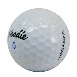 Maxfli Noodle Mix Recycled Golf Balls (Pack of 50)