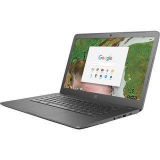 "HP Chromebook 14-ca000 14-ca020nr 14"" Chromebook - 1366 x 768 - Celeron N3350 - 4 GB RAM - 16 GB Flash Memory"