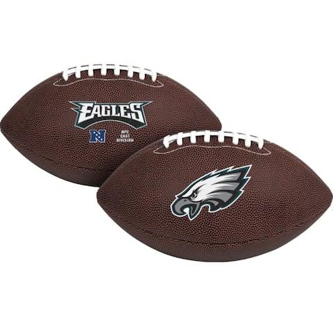 Philadelphia Eagles Replica Logo 9 Inch Collectors Football