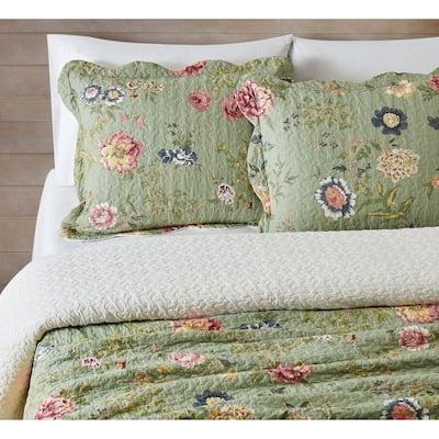 'Eden's Garden' 3-piece Quilt Set