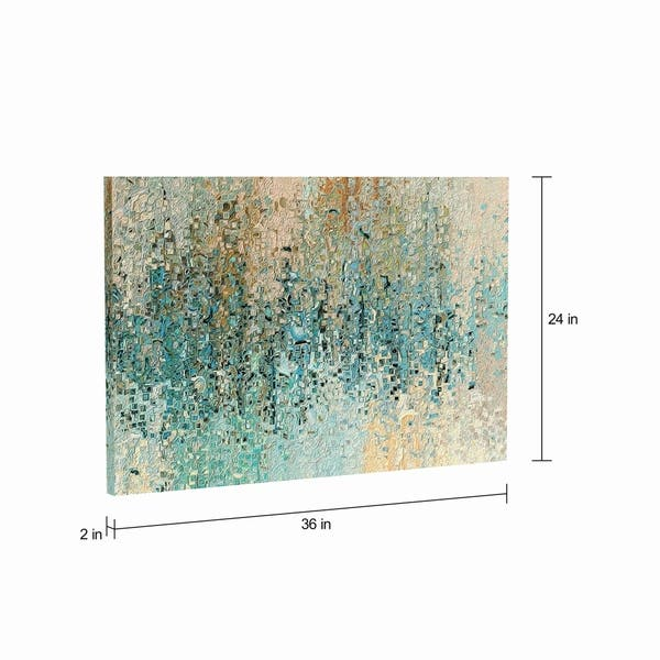 Copper Grove Giclee Print Mark Lawrence Canvas Wall Art Overstock 20133207