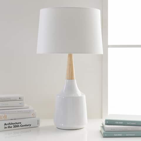 Carson Carrington Kirkenes Contemporary Table Lamp