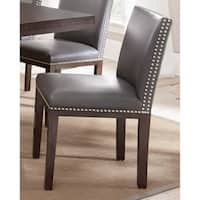 Strick & Bolton Hugo Hardwood Dining Chair (Set of 2)
