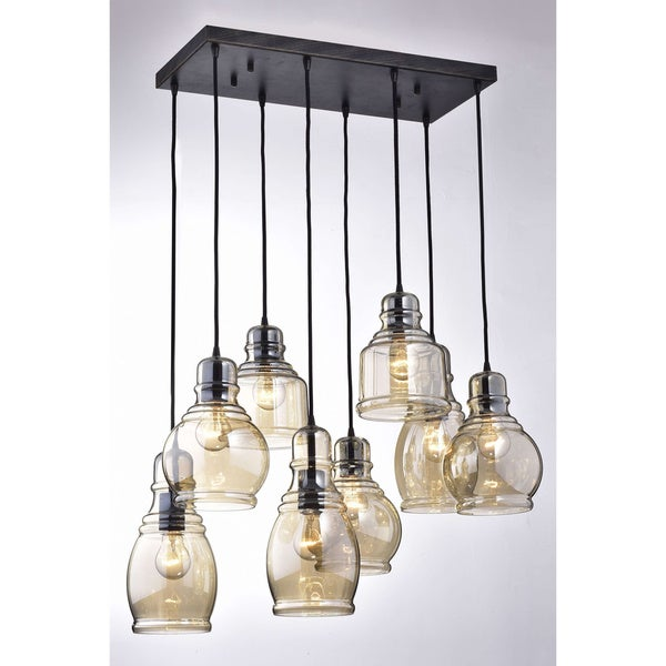 Shop Strick & Bolton Yinka Antique Glass Pendant Lights
