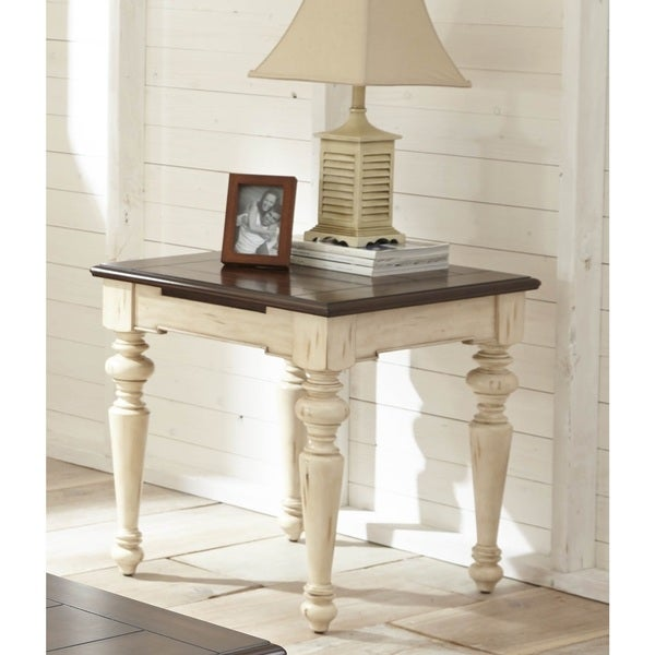 Shop The Gray Barn Streamvale End Table Free Shipping Today