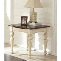 The Gray Barn Streamvale End Table