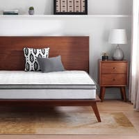 OSleep 8-inch Twin-size Memory Foam and Spring Mattress