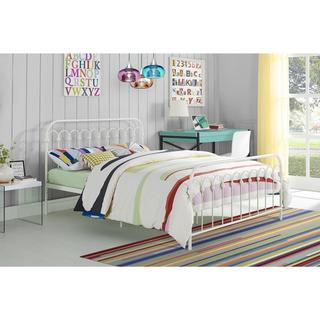 Novogratz Bright Pop Metal Bed