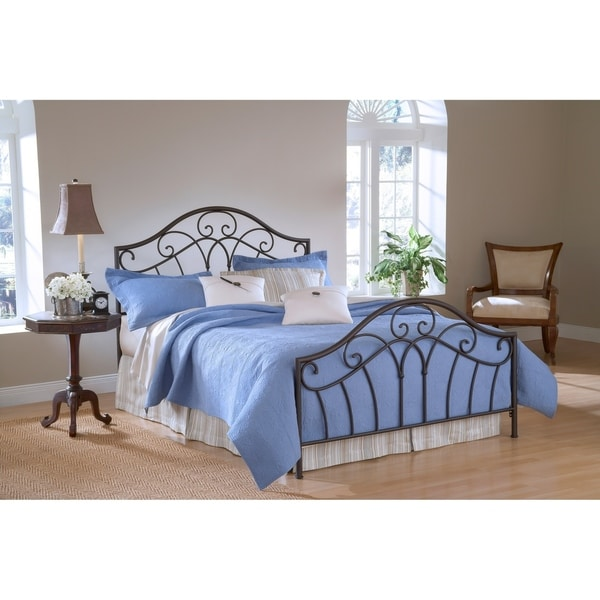 Copper Grove Nasturtium Ornate Bed Set