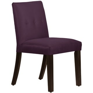 Carson Carrington Egilsstadir Tapered Dining Chair with Buttons