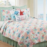 Reef Adventures Cotton Quilt