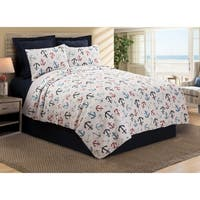 Nautical Crew Cotton Quilt Set