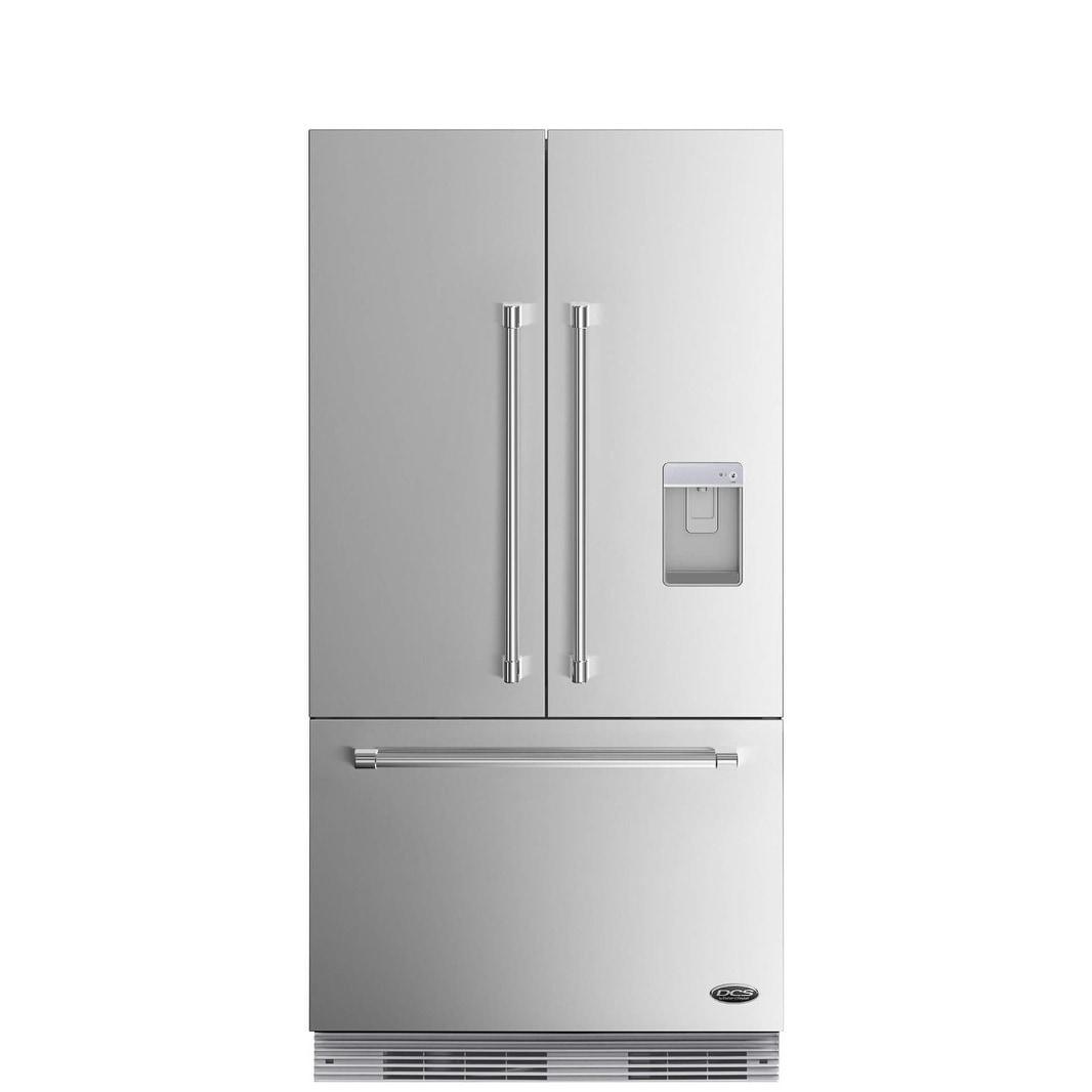Dcs Active Smart Rd3672cu 72 Inch Ezkleen Stainless Steel Door Panel