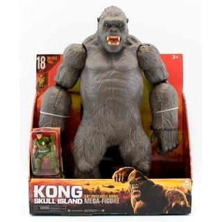 """Kong Skull Island - 18"""" Poseable Kong Mega-Figure"""