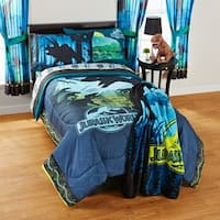 Jurassic World Biggest Growl 5-piece Bed in a Bag Set