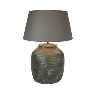 Urban Designs 22-Inch Antique Copper Ceramic Table Lamp