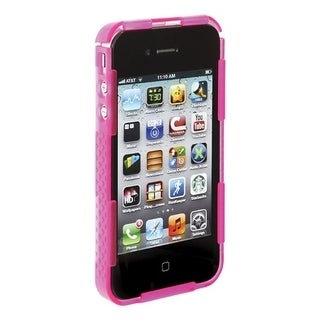 Nite Ize Connect Pink Apple iPhone 4S Cell Phone Case
