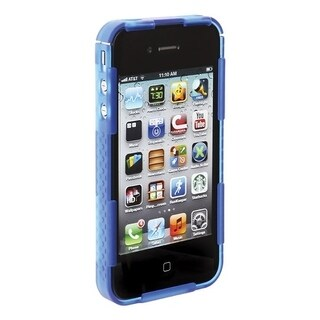 Nite Ize Apple Blue Connect iPhone 4S Cell Phone Case