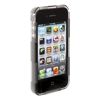 Nite Ize Connect Apple Smoke iPhone 4S Cell Phone Case