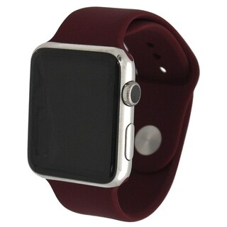 Olivia Pratt Silicone Band for Apple Watch 38mm and 42mm (More options available)