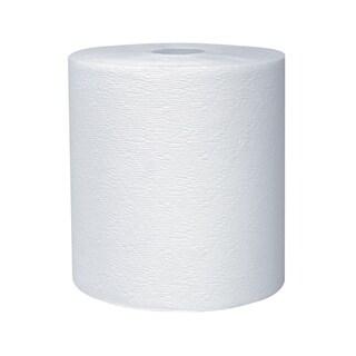 Kleenex Paper Towel Rolls 600 sheet 1 Ply 6 pk