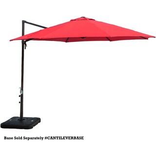 Cambridge Red Cantilever Umbrella