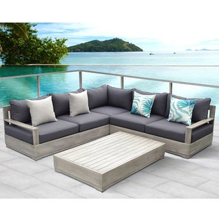 Beranda 3-Piece Outdoor Sectional Patio Set