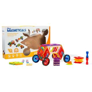 Dimple Magneticals Tile Set for Kids, Create and Learn Promote Early Learning