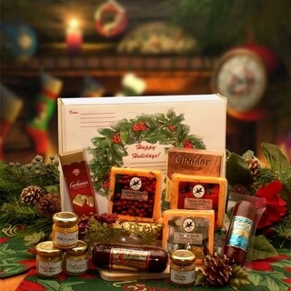 Happy Holidays Gourmet Sampler Pack