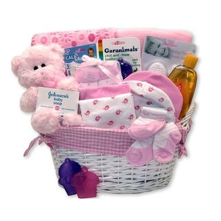 Simply New Baby Necessities Gift Basket