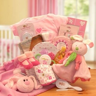 Hunny Bunny's New Baby Gift Basket