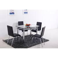 Best Master Furniture T06 5 Pcs Dinette Set