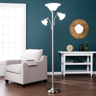 Harper Blvd Blake Brushed Nickel Floor Lamp