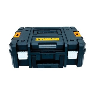 DeWalt TSTAK 17.25 in. L Plastic Flat Top Tool Box