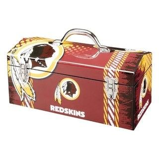 Sainty International Washington Redskins 16.3 in. Tool Box Steel