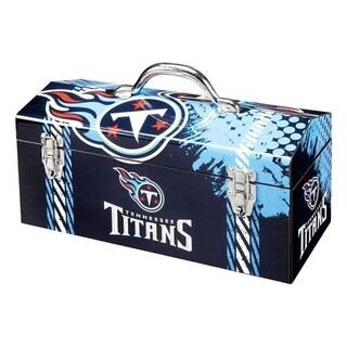 Sainty International Tennessee Titans 16.3 in. Tool Box Steel