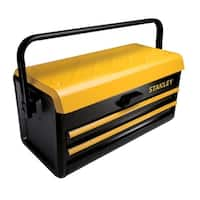 Stanley  Tool Box  19 in. L Metal