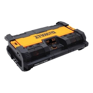DeWalt ToughSystem Lithium-Ion Worksite Radio and Charger 20 volts