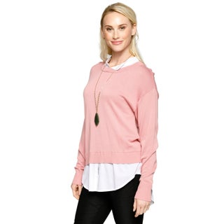 Xehar Womens Casual Stylish Lightweight Soft Pullover Sweater (4 options available)