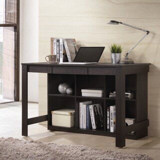 Furniture of America Taylor Contemporary 3-drawer Writing Desk