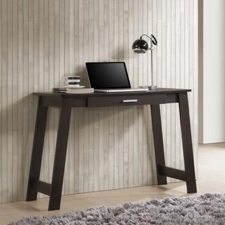 Furniture of America Larren Contemporary 1-drawer Desk