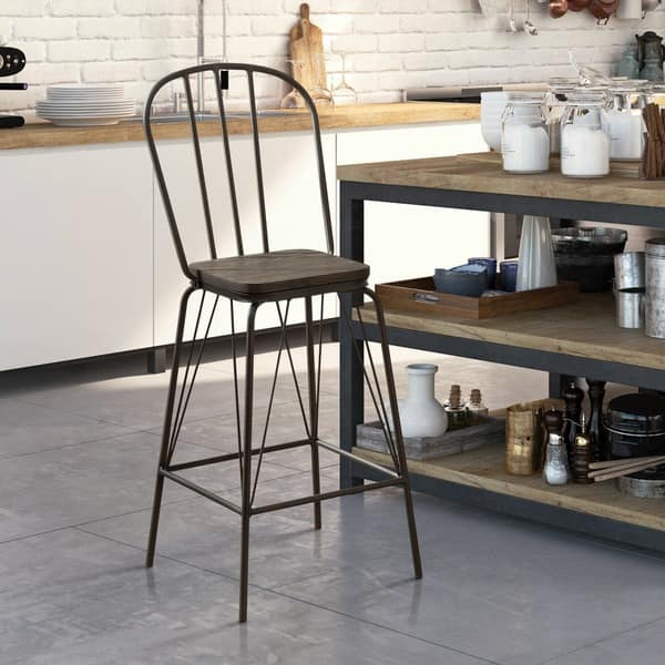 Swell Shop Jack Modern Counter Height Chair Set Of 2 By Foa On Gmtry Best Dining Table And Chair Ideas Images Gmtryco