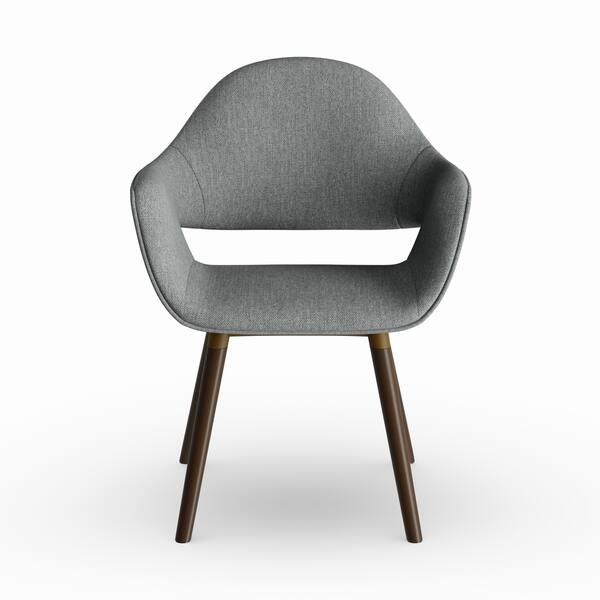 Excellent Shop Carson Carrington Vordingborg Arm Chair Dining Chair 2 Bralicious Painted Fabric Chair Ideas Braliciousco