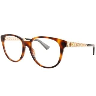 Dior Round Diorama 02 DA0 Women Havana Gold Frame Eyeglasses