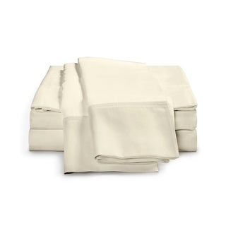 Kotter Home Percale Weave Cotton Sheet Set